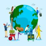 espacios de trabajo sostenibles con el medio ambiente