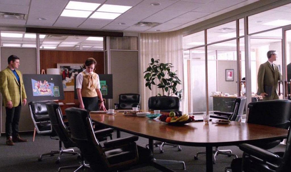 Mad Men Sillón de Oficina