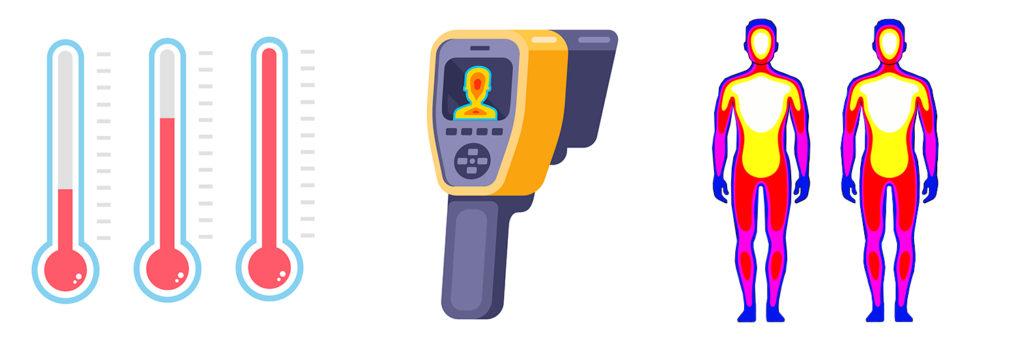 Camaras termograficas precision