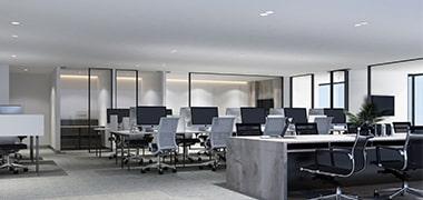 ergonomia ambiental en la oficina y puesto de trabajo