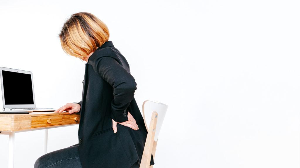 3 consejos para evitar molestias musculares mientras estás en el trabajo