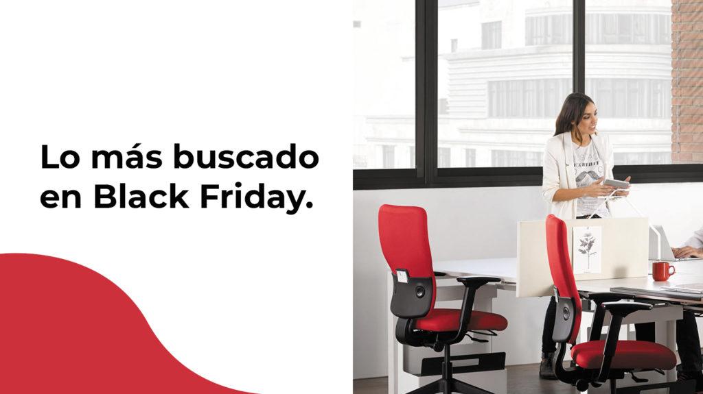 ofertas black friday muebles oficina