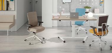 mesas elevables de oficina