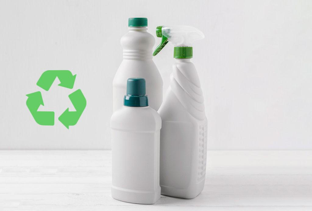 limpiar la oficina con productos ecológicos