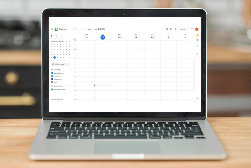 google calendar apps para organizarse en tu dia a dia