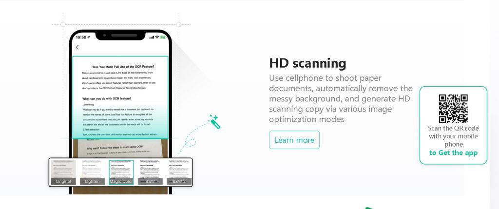 Camscanner apps para organizarse en tu dia a dia