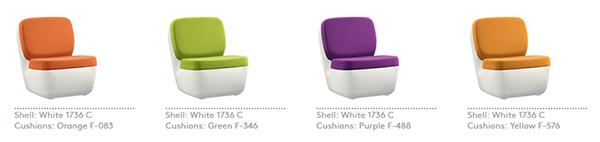Butaca de Diseño Nimrod SD52 de Magis en distintos colores