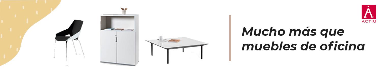 actiu mobiliario de oficina