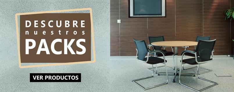 Ofertas en muebles de oficina de segunda mano