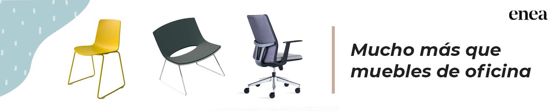 muebles de oficina de diseño de ENEA