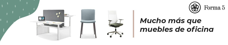 forma 5 es una prestigiosa marca de mobiliario de oficina