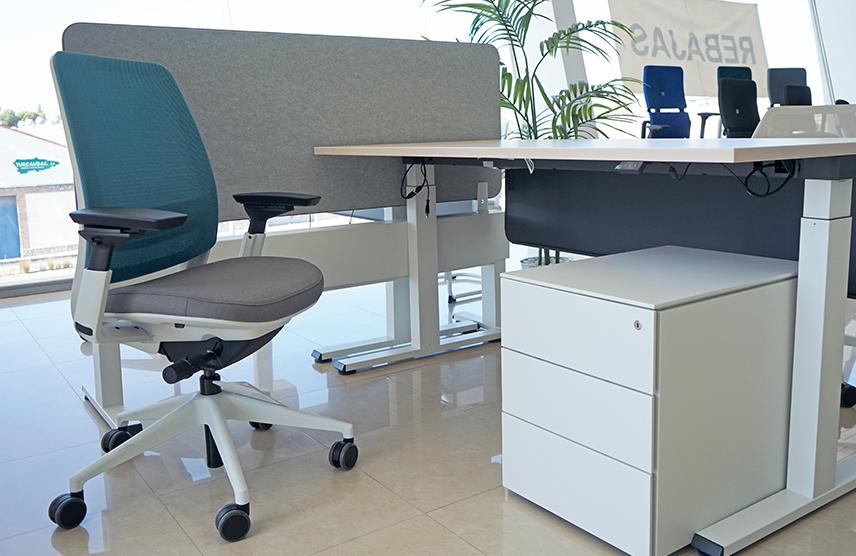 showroom tienda muebles oficina en madrid