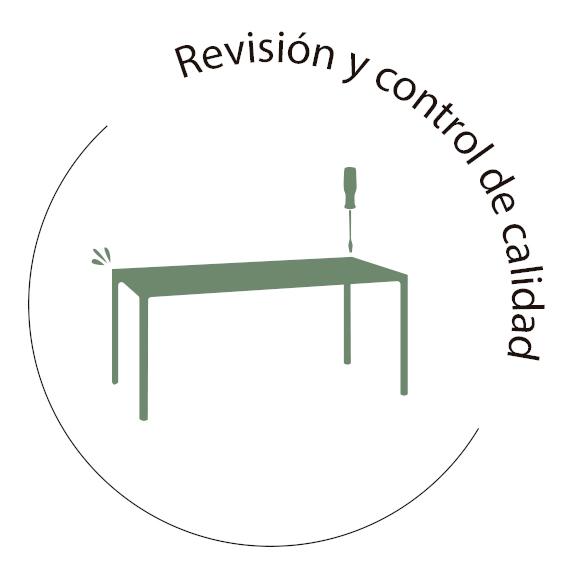 calidad muebles de oficina reacondicionados y sostenibles
