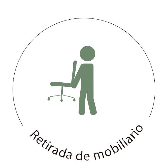 retirada mobiliario muebles de oficina reacondicionados y sostenibles