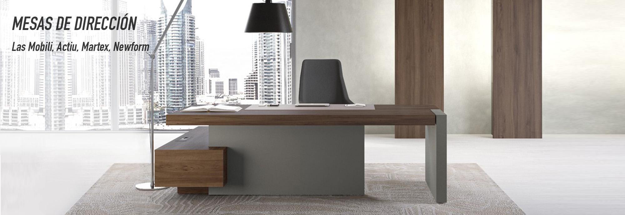 Mesas de Despacho | Mesas de Dirección | Muebles de Oficina Montiel