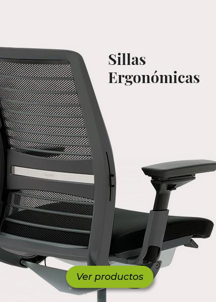 sillas de trabajo ergonómicas en madrid