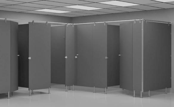 Instalación de cabinas sanitarias