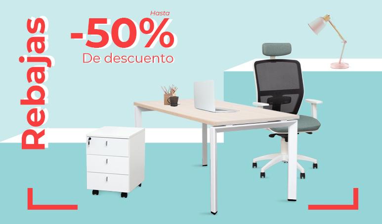 rebajas de invierno en muebles de oficina