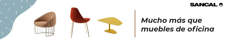 Mobiliario de Diseño Moderno de SANCAL