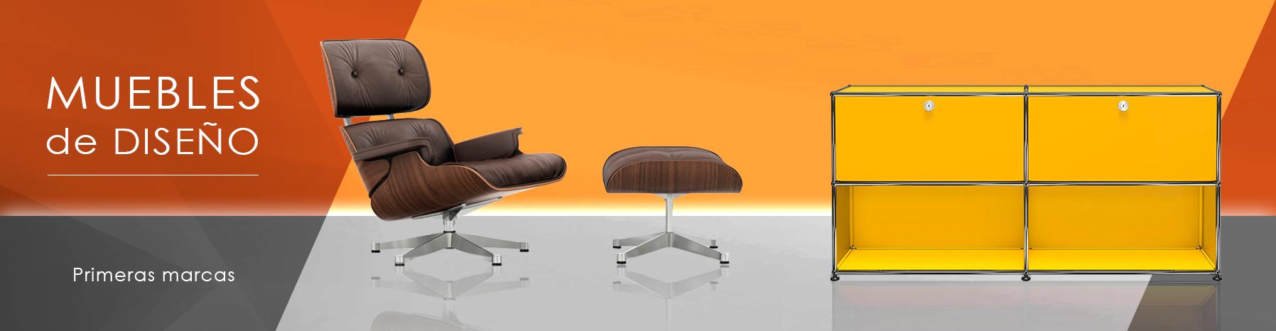 Mobiliario de diseño - Muebles Montiel