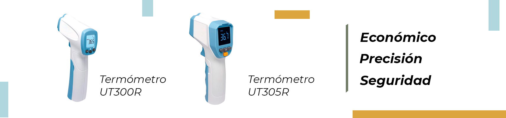 termometros infrarrojos para control de accesos