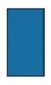 Configuración de Banco de Vestuario Chasis Acero Inoxidable de Megablok : Colores Banco Vestuario - Azul REF 02