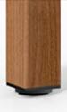 Configuración de Mesa de Reunión Alexander de Leber : Color Estructura Mesas - - Pata cuadrada madera