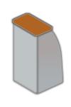 Aluminio - Aluminio - Nogal