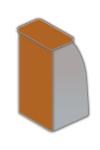 Aluminio - Nogal - Nogal