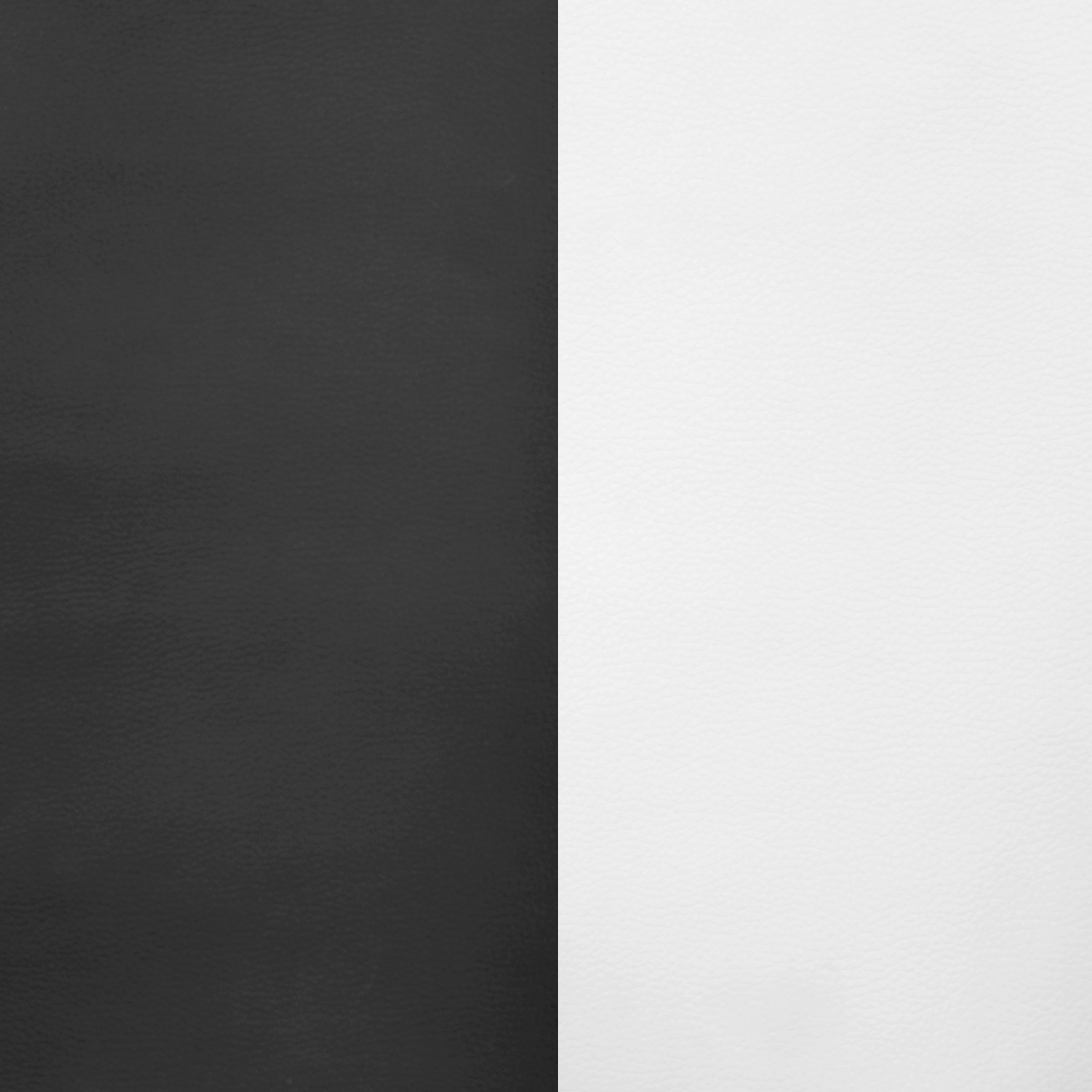 Configuración de Silla Gaming Eclipse de BattleSeat Blanca : Tapizados Simil Piel - Negro - Blanco