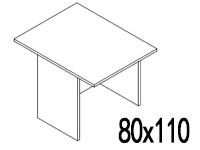 Mesa de Atención Personalizada 80x110