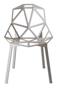 Configuración de Silla Chair One de Magis : Estructura Silla - One Chair Gris Claro