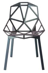 Configuración de Silla Chair One de Magis : Estructura Silla - One Chair Gris Verdoso