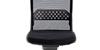 Configuración de Silla de Dirección 4U de DileOffice : Tipos de Brazo - - Ergonomica Sin Brazos